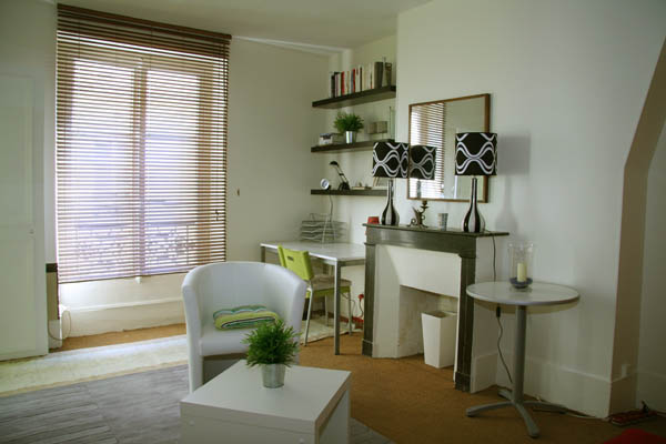 Ah Paris vacation apartment 261 - salon3