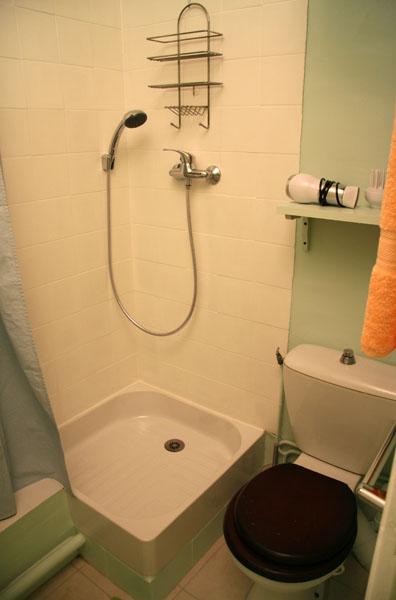 Ah Paris vacation apartment 261 - sdb2