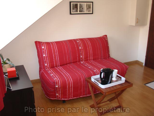 Ah Paris vacation apartment 265 - salon