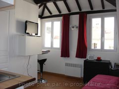 Ah Paris vacation apartment 265 - salon2