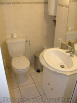Ah Paris vacation apartment 265 - sdb