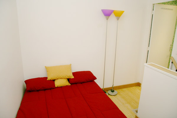 Ah Paris vacation apartment 274 - chambre