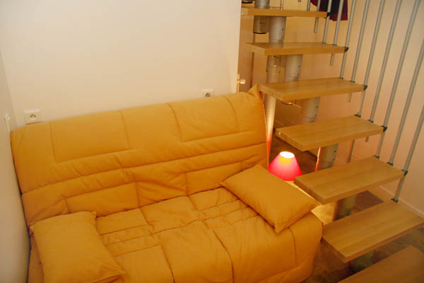 Ah Paris vacation apartment 274 - chambre2_2