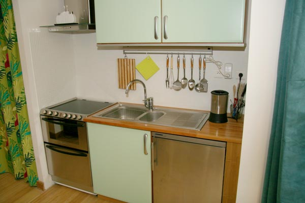 Ah Paris vacation apartment 274 - cuisine