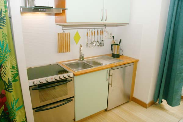 Ah Paris vacation apartment 274 - cuisine2