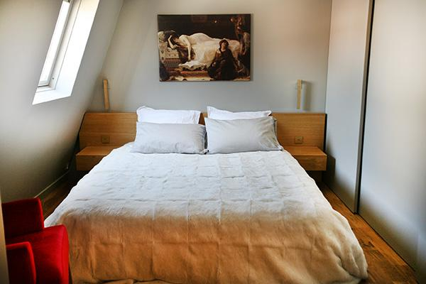 Ah Paris vacation apartment 297 - chambre