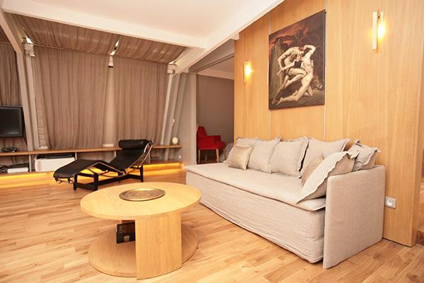 Ah Paris vacation apartment 297 - salon3