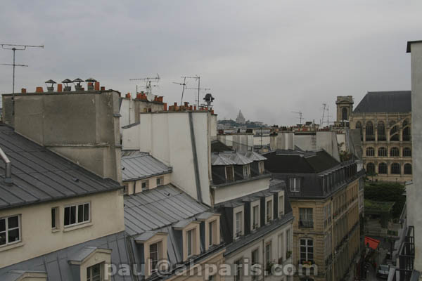 Ah Paris vacation apartment 297 - vue