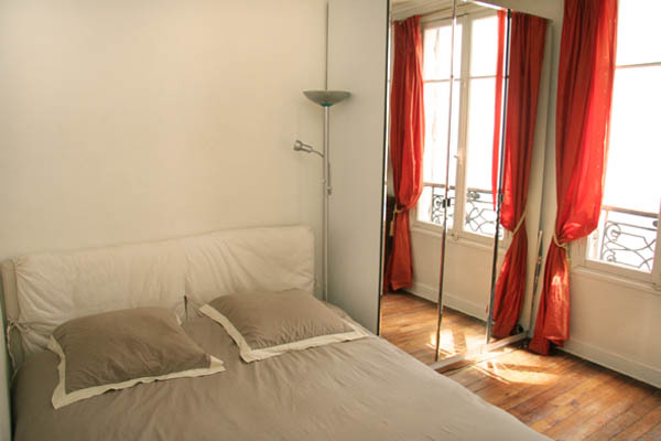 Ah Paris vacation apartment 307 - chambre