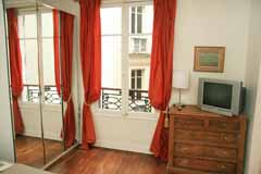 Ah Paris vacation apartment 307 - chambre2