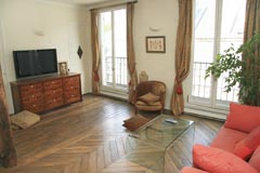 Ah Paris vacation apartment 307 - salon2
