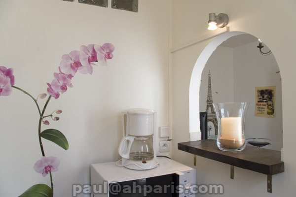 Ah Paris vacation apartment 309 - cuisine2