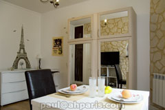 Ah Paris vacation apartment 309 - salon3