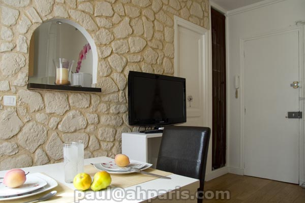 Ah Paris vacation apartment 309 - salon4