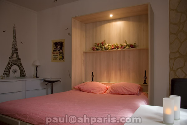 Ah Paris vacation apartment 309 - salon6