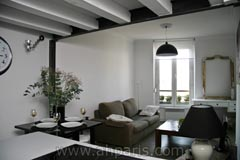 Ah Paris vacation apartment 317 - salon2