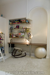 Ah Paris vacation apartment 318 - chambre2