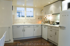Ah Paris vacation apartment 318 - cuisine