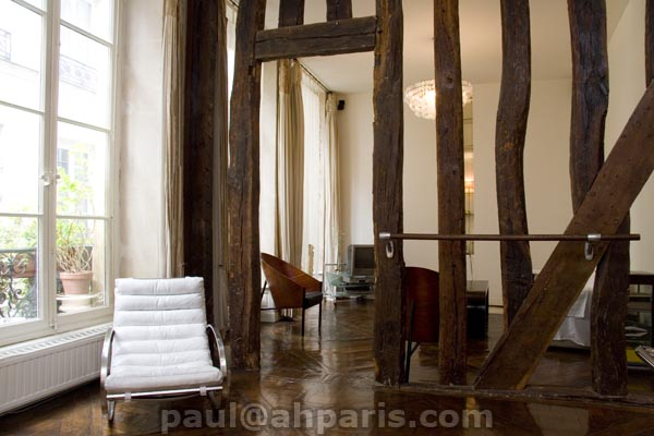 Ah Paris vacation apartment 318 - salon2
