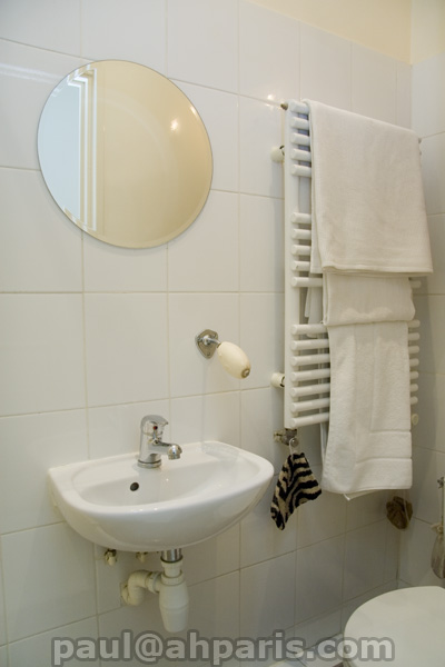 Ah Paris vacation apartment 318 - sdb2