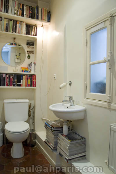 Ah Paris vacation apartment 318 - sdb3