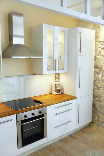 Ah Paris vacation apartment 321 - cuisine2