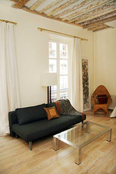 Ah Paris vacation apartment 321 - salon
