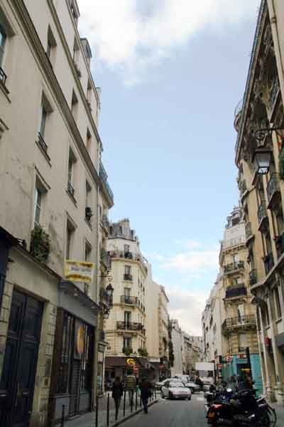 Ah Paris vacation apartment 321 - vue