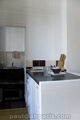 Ah Paris vacation apartment 323 - cuisine