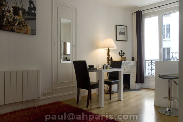 Ah Paris vacation apartment 323 - salon