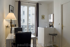 Ah Paris vacation apartment 323 - salon2