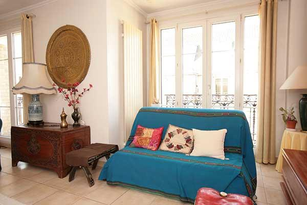Ah Paris vacation apartment 324 - salon4