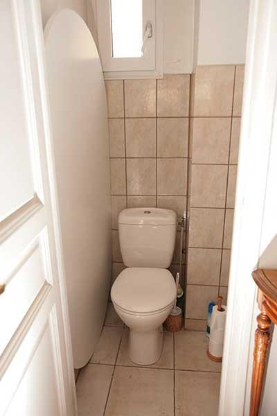 Ah Paris vacation apartment 324 - wc