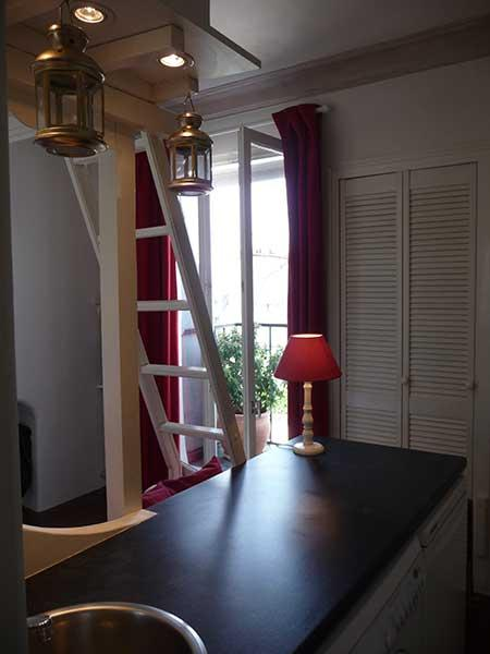 Ah Paris vacation apartment 333 - cuisine4