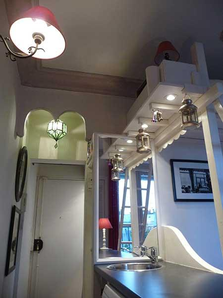 Ah Paris vacation apartment 333 - sdb2