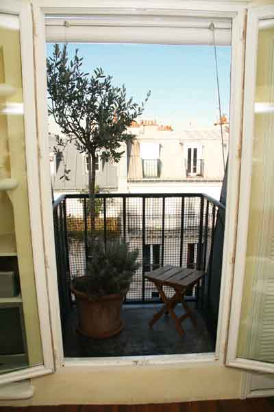 Ah Paris vacation apartment 333 - terrasse
