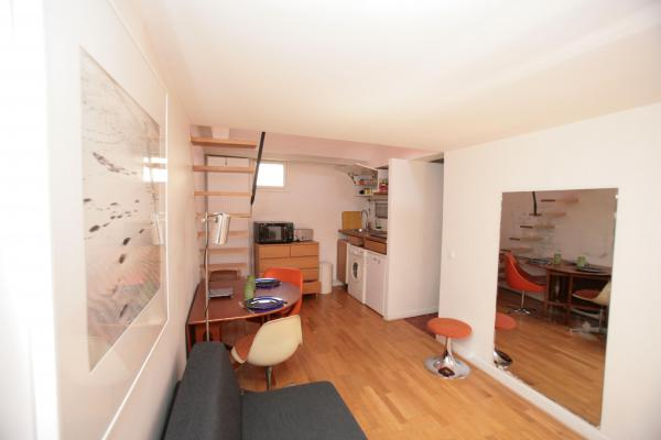 Ah Paris vacation apartment 334 - salon