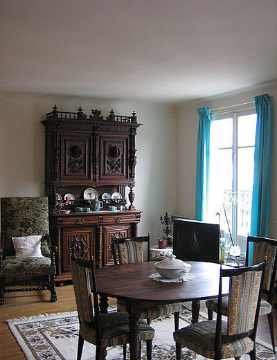 Ah Paris vacation apartment 340 - salon