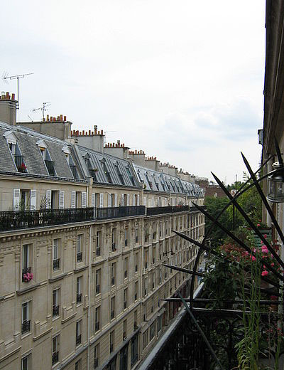 Ah Paris vacation apartment 340 - vue