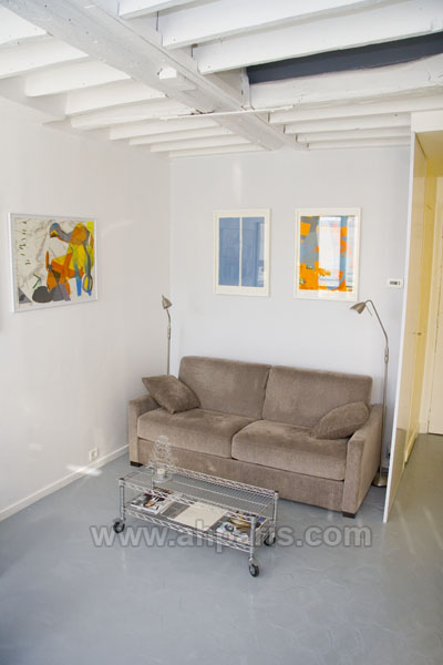 Ah Paris vacation apartment 356 - salon