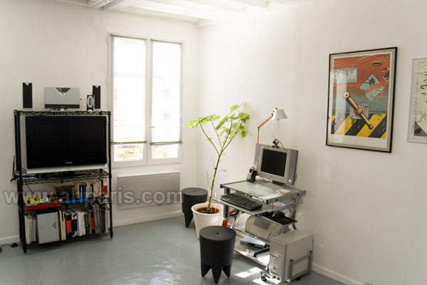 Ah Paris vacation apartment 356 - salon2