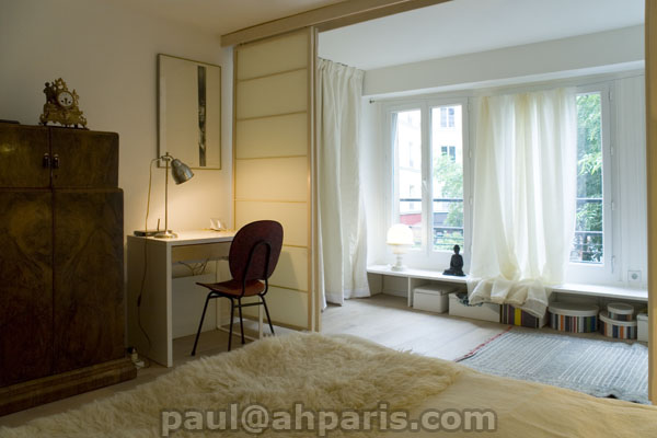 Ah Paris vacation apartment 357 - chambre4