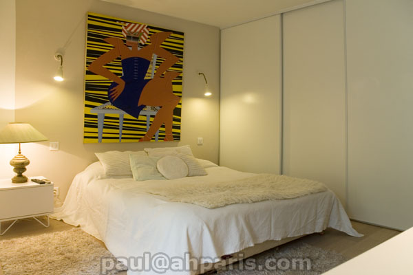 Ah Paris vacation apartment 357 - chambre_2