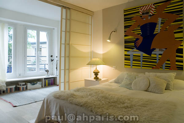 Ah Paris vacation apartment 357 - chambre_3