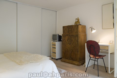 Ah Paris vacation apartment 357 - chambre