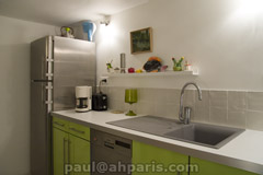 Ah Paris vacation apartment 357 - cuisine3