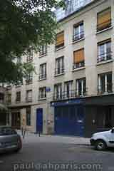 Ah Paris vacation apartment 357 - immeuble