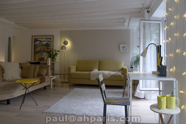 Ah Paris vacation apartment 357 - salon2