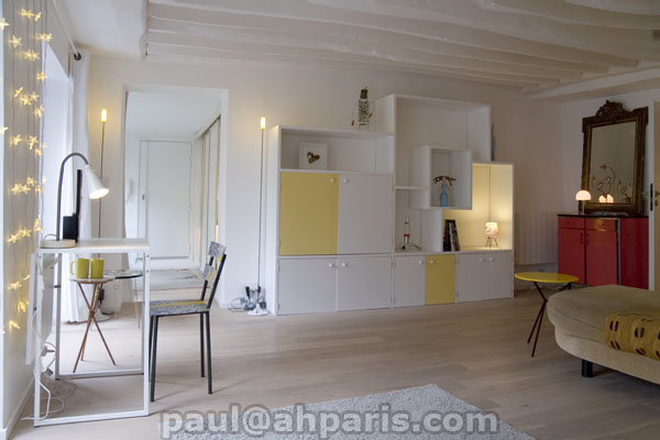 Ah Paris vacation apartment 357 - salon4