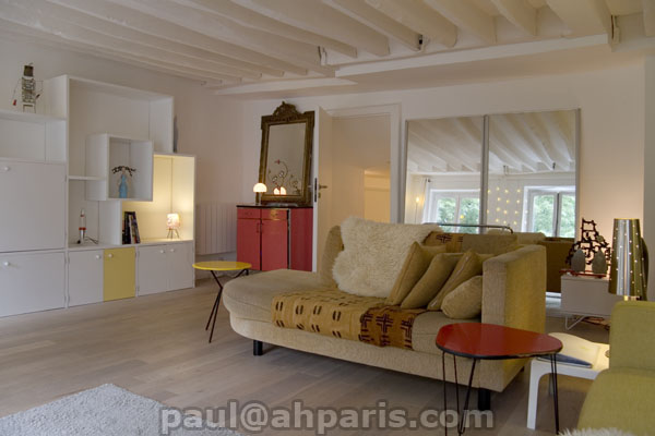 Ah Paris vacation apartment 357 - salon5